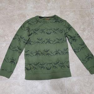 5/$10 Dinosaur 8/10 Sweatshirt Medium Cat&Jack